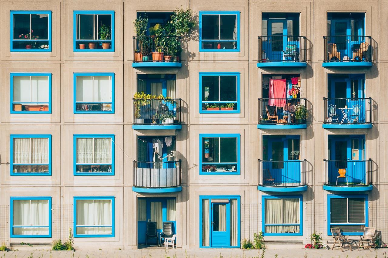 Les différents types de biens immobiliers