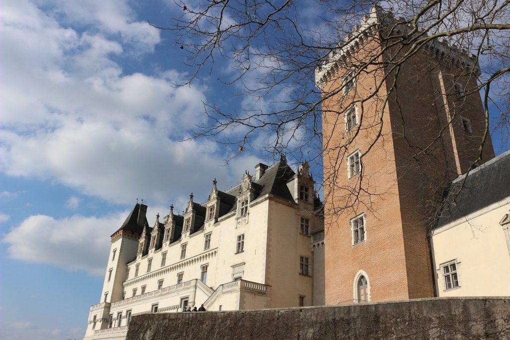 Pau en Aquitaine
