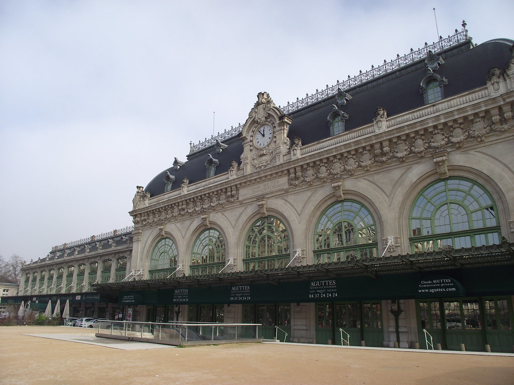 Gare des Brotteaux Lyon