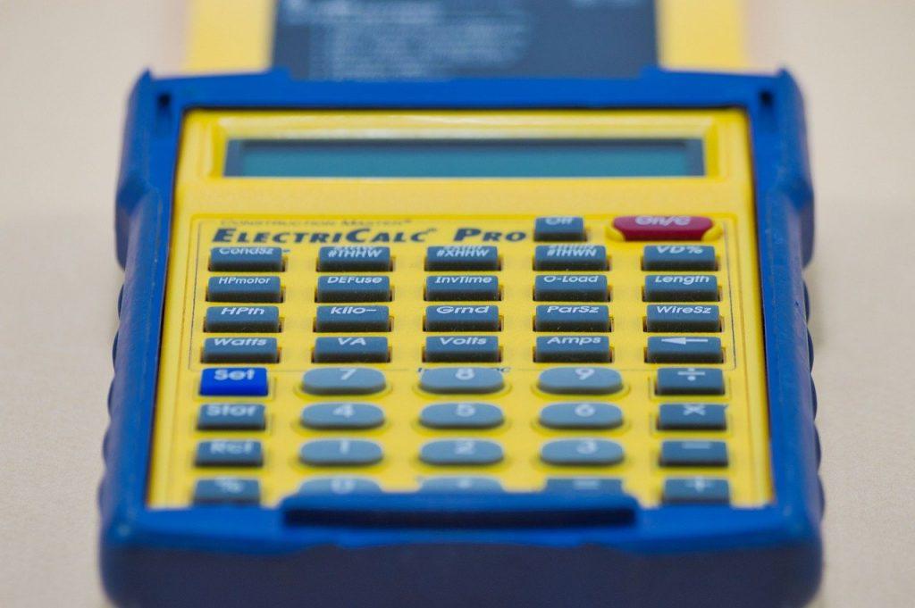une calculette pour estimer sa facture EDF en avance